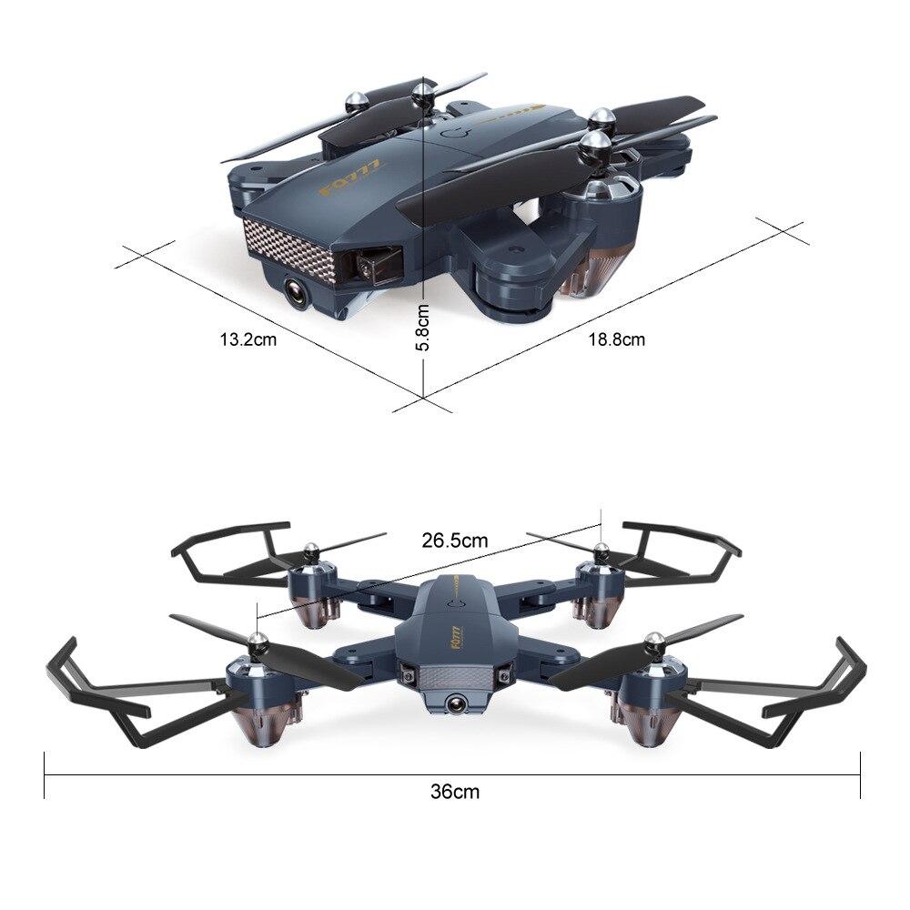 FQ35 drone folding quadcopter aerial photography mini remote control aircraftFQ35 drone folding quadcopter aerial photography mini remote control aircraft