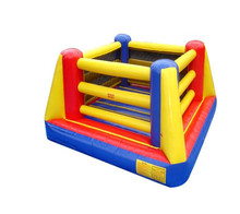 Children outdoor inflatable sports games, boxing games