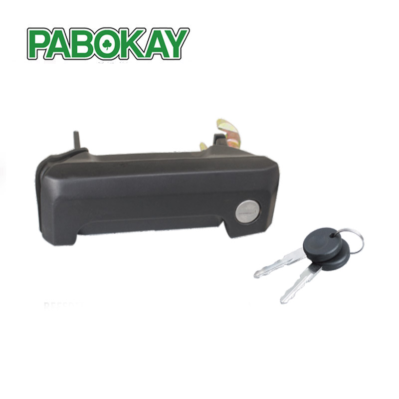 FOR VW TRANSPORTER T4 701 837 210 OUTSIDE DOOR HANDLE SIDE SLIDING RIGHT DX 701837210 2 dx in door