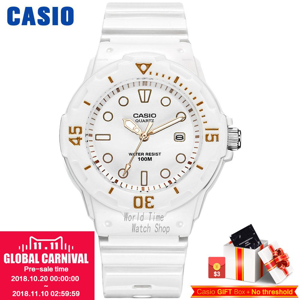 Casio watch ladies fashion sports tide section LRW-200H-7E2 LRW-200H-4B LRW-200H-4B2 LRW-200H-4E2 LRW-200H-7B casio lrw 200h 1e