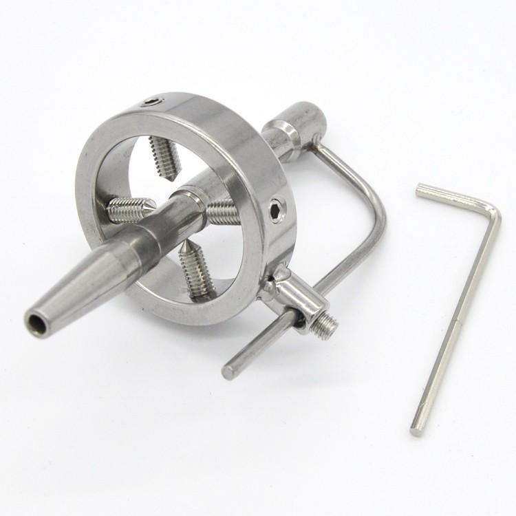 Stainless-Steel-Screw-Locking-Penis-Rings-Chastity-Belt-Chastity-Lock-Scrotum-Testicle-Lock-Teeth-Cock-Ring (1)