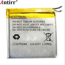 Antirr Фирменная Новинка 3,7 В литий-ионный Батарея Замена для iPod Nano 3 3rd Gen с инструментами