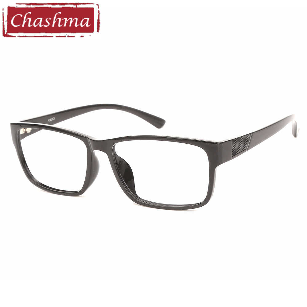 8bd0e9219a Chashma Brand Super Big Size Men Optical Glasses Frame TR 90 Quality Wide  Face Male Eyeglasses