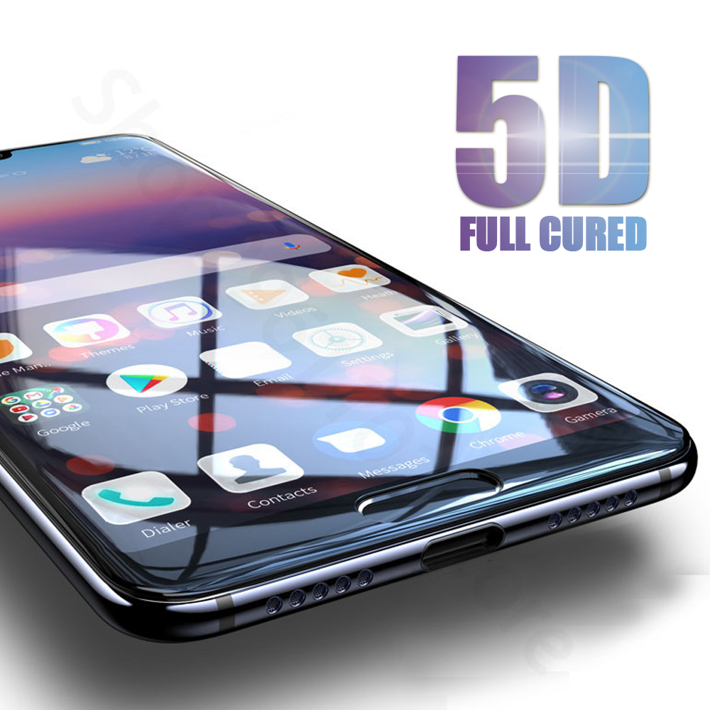 tempered Glass huawei p20 pro case for huawei honor 9 v9 mate 10 p10 p20 lite pro plus mate9 nova 3e 5d full Curved P 20 4D Glas