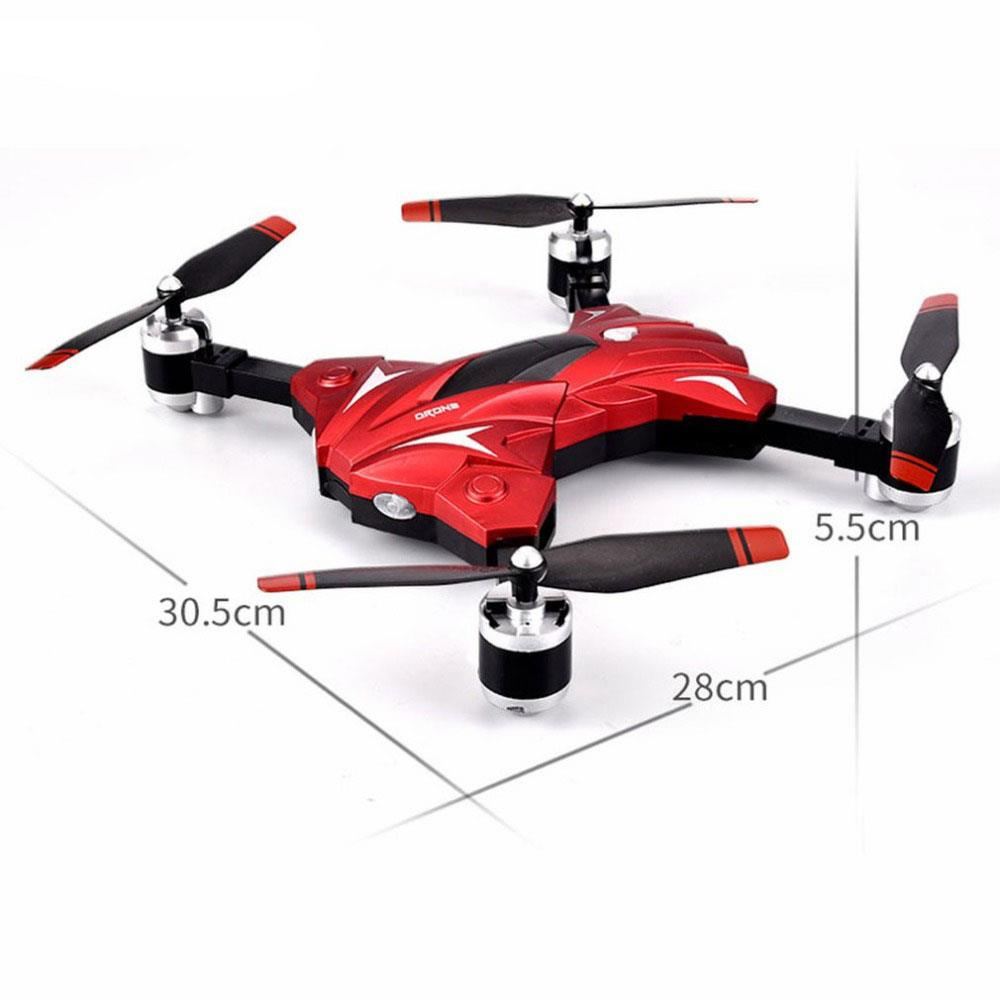 WIFI 4CH 4-Axis Gyro RC Drone HD 720P Camera Beginning Ability Outdoor Stable Gimbal Toy Cool Hover LED Performance Drone intelligent drone quadcopter aircraft live hover stable gimbal hand throw takeoff wifi rc