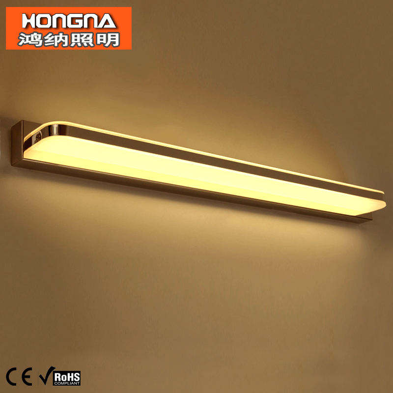 45CM 9W LED Mirror Light Bathroom LED Wall Light Anti Fog Water Proof Dressing Table LED Wall Lamp m best price concise and fashionable mirror light led bathroom toilet mirror light moisture proof anti fog crystal wall lamp