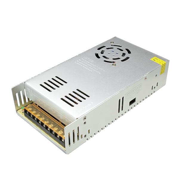 AC 110-220V To DC 12V 29A 350W Driver Switch Power Supply Transformer For LED Strip LightAC 110-220V To DC 12V 29A 350W Driver Switch Power Supply Transformer For LED Strip Light