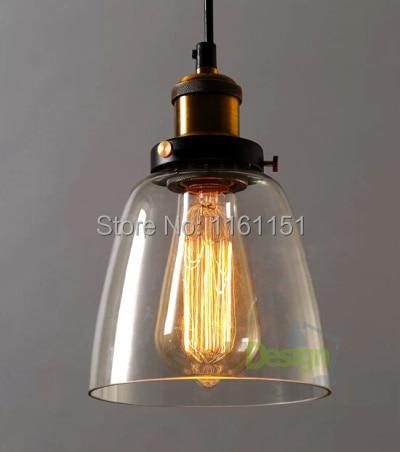 Free shipping 6114S  20th century vintage loft industrial Pendant lights цена и фото