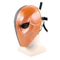 Arrow Deathstroke latex Mask Arrow Season 5 Cosplay latex Helmet Costume Props Fancy Dress for Halloween Show Prop