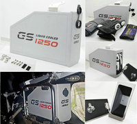 For BMW R1250GS tool box 2018 ON decorative Aluminum tool box 5 L R1250GS Adventure 2018 ON for BMW side box brack