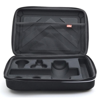 LJL Portable Hard Shell Case For Hyperice Hypervolt Protective Storage Pouch Bag Travel Carrying Case Cover Waterproof Anti S