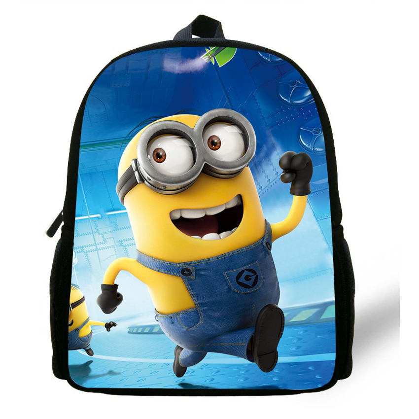 Aliexpress.com : Buy 12inch Small infants child cartoon School Bag ...