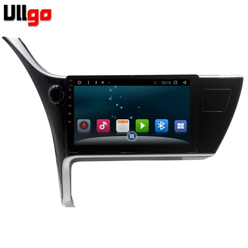 android 7 1 car dvd gps for toyota corolla 2017 autoradio gps 1 din in dash car radio gps. Black Bedroom Furniture Sets. Home Design Ideas