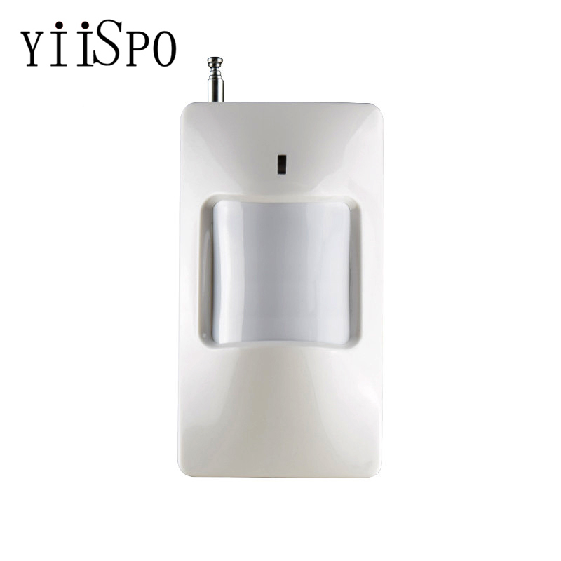 Hotselling 1pcs 433 MHz Wireless Infrared detector PIR Motion Sensor for GSM/PSTN Auto Dial Home Alarm System free shipping free shipping energy saving auto wireless pir motion sensor passive infrared motion detector 2pcs pir 100b