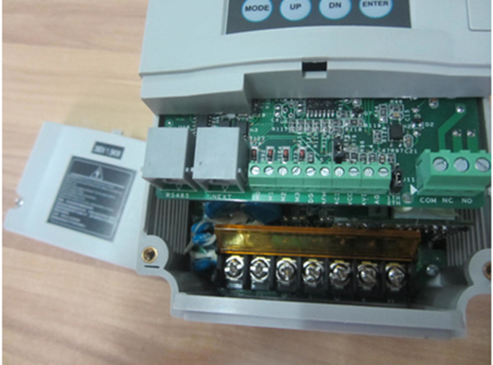Second-hand Three-phase 380V 1.5KW simple and durable drive inverter motor speed controller