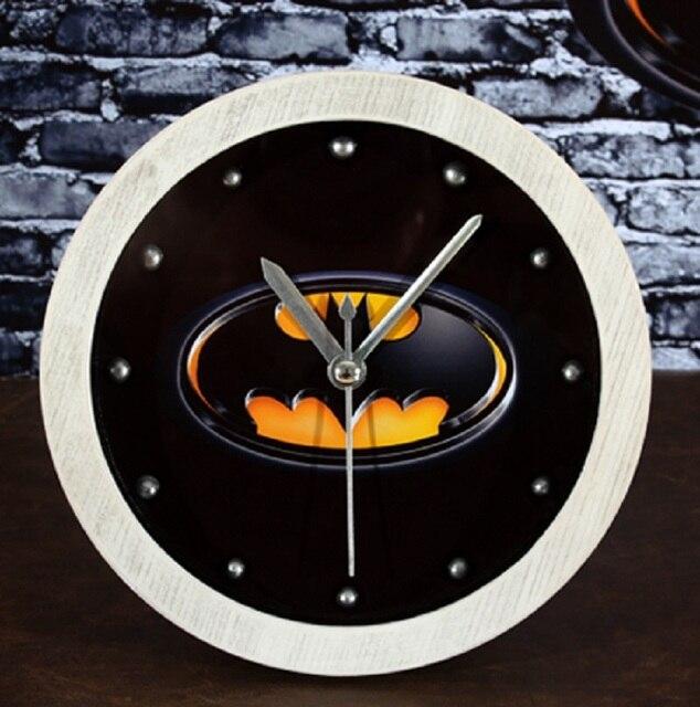 3D Digital Table Clock Alarm Clock Vintage Watches Reloj Klok Home Decor  Electronic Desk Clock Automobile
