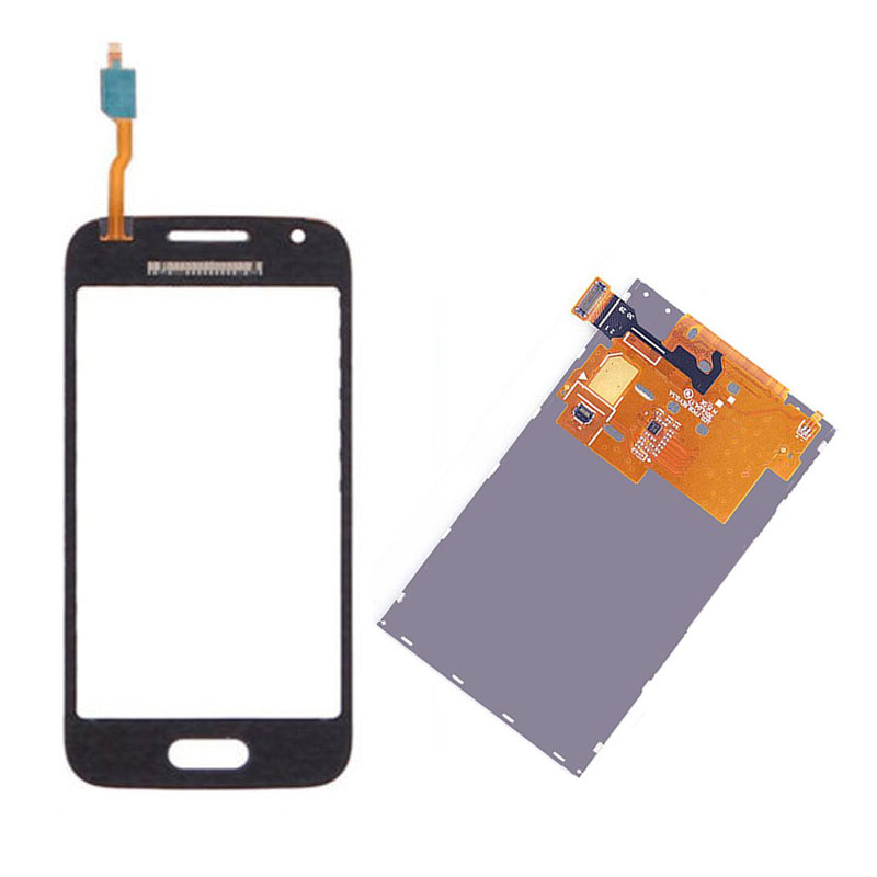 White For Samsung Galaxy Ace NXT G313 G313F Touch Screen Digitizer Sensor Glass + LCD Display Screen Panel Monitor