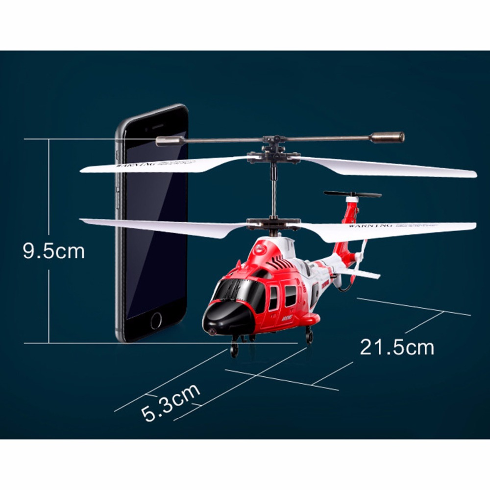 Indoor Lights LED Helicopter 7