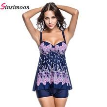 Dress Swimsuit Skirt Bathing suit One piece bathing suit Floral Print Swimsuit Women Plus size Swimwear One-piece Monokini