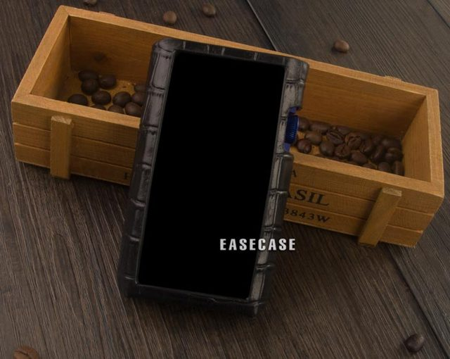 A6 Custom Made Genuine Leather case for A&ultima IRIVER SP1000M / SP1000M GOLD