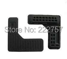 <font><b>Rubber</b></font> Bottom Cover Terminal Cap Replacement For <font><b>Nikon</b></font> D300 D300S <font><b>D700</b></font> Brand New image