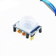 SR501 HC-SR501 Adjust IR Pyroelectric Infrared PIR module Motion Sensor Detector Module for Arduino