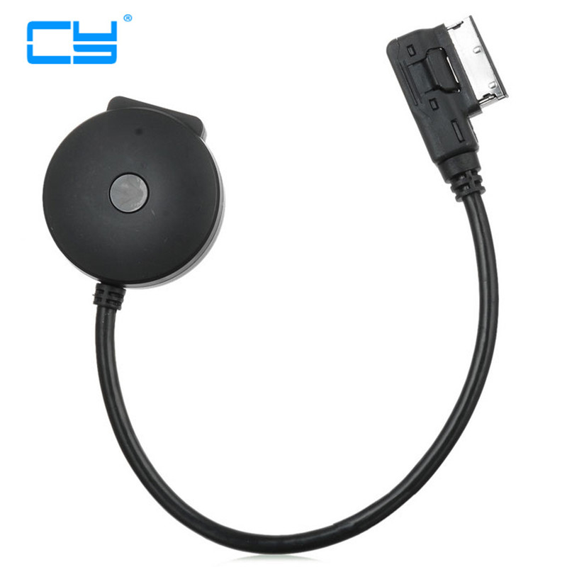 Media In AMI MDI to Bluetooth Audio Aux & USB Female Adapter Cable for Car VW AUDI A4 A6 Q5 Q7 Late Than 2009