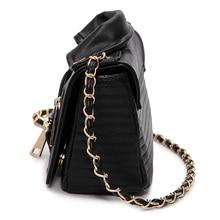 European Brand Designer Chain Motorcycle Bags