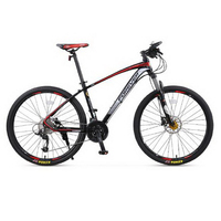 tb111005/Student bike/27/30 speed / two disc brakes men and women variable speed round / Mountain bike/Electrostatic paint