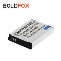 1400mah SLB-10A SLB10A Replacement Battery For Samsung P800 SL820 WB500 WB550 HZ10W L100 L110 L200 L210 L310W Li ion Batteria