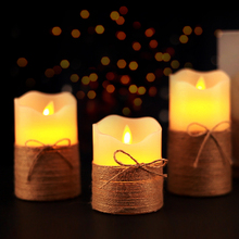 3pcs LED Candle Tea Light Battery Powered Remote Control LED Electronic Candle Lamp Wedding Birthday Party Decoration Candles 2017 submersible remote control floral tea light candle flashing waterproof wedding party decoration hookah shisha led light