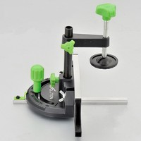 Miter Gauge And Box Joint Jig Kit With Adjustable Flip Stop For Table Router Saw