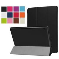 Кожаный чехол Tab4 10,0 TB-X304F X304N Tablet Защитный чехол Подставка для lenovo tab 4 10 Смарт принципиально чехол + пленка + стилус