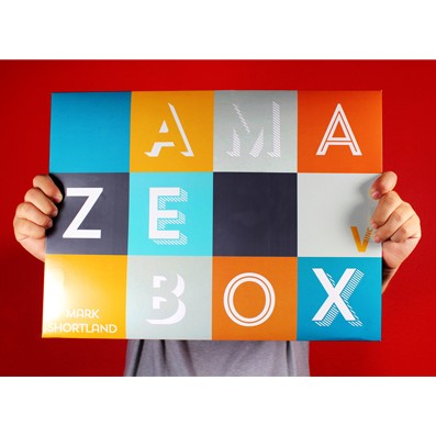 AmazeBox by Mark Shortland (Gimmick+online instruction) - Magic trick,close up,Stage,card magia,illusion,mentalism,funny термокружка mark park eve online