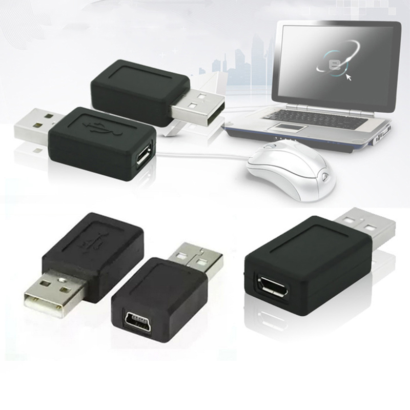 Type-C Male Connector To USB Micro 3.0 Female USB  Converter Data Adapter High Speed Android Certified Cell Phone Accessories