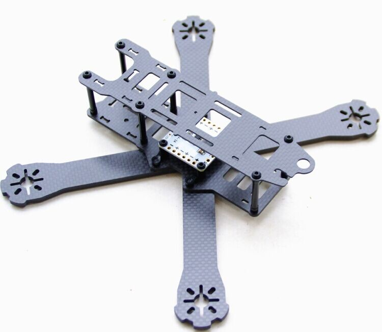 the newest DIY mini drone FPV QAV-R cross racing quadcopter 180mm / 220mm/260mm pure carbon fiber frame 5045V2 3 blade propeller new qav r 220 frame quadcopter pure carbon frame 4 2 2mm d2204 2300kv cc3d naze32 rev6 emax bl12a esc for diy fpv mini drone