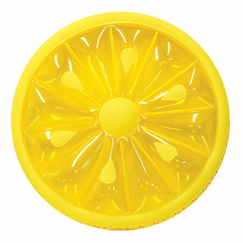 143 CM lemon Jouets Gonflables-ons D'eau De Natation Jouet pour Adulte Piscine Radeaux De Natation jouets gonflables pour adultes childs