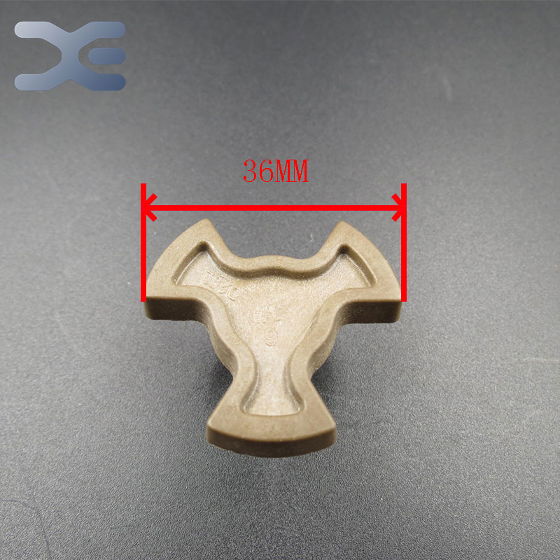 Microwave Oven Parts Turn Core Coupling Magnetron Onderdelen High Quality Hard Plastic Glass Microwave Oven Parts microwave oven parts used quality computer control board egxcca4 01 k egxcca4 06 k emxccbe 06 k