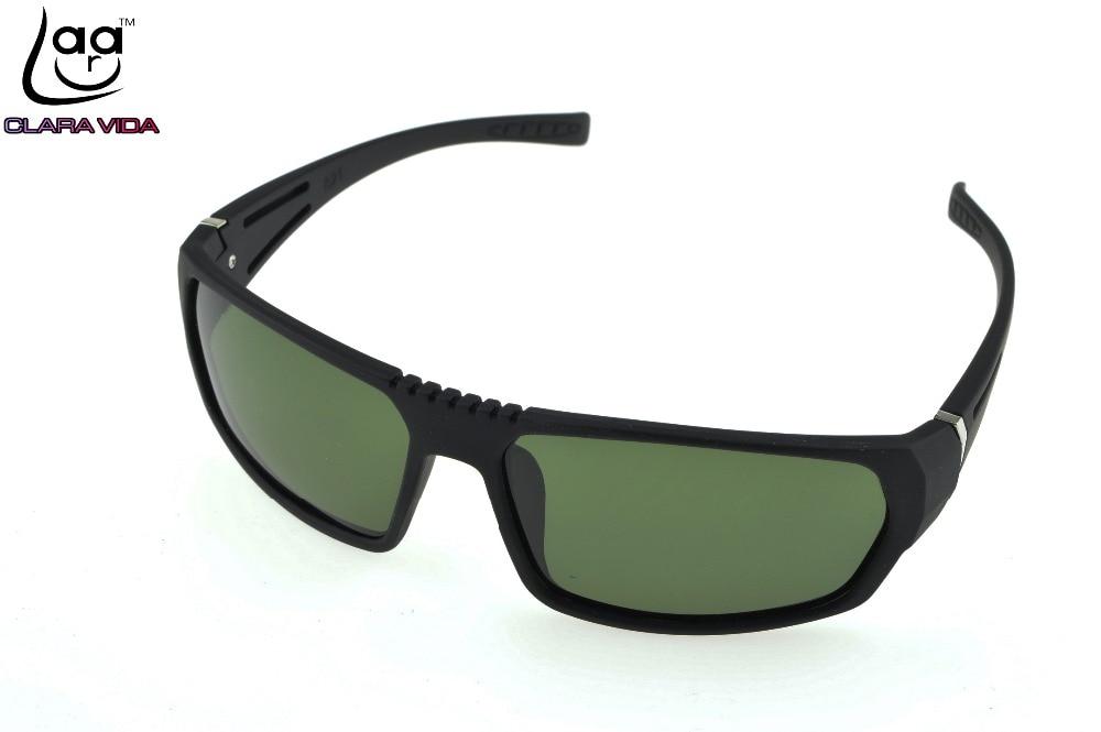 5546a806d كلارا فيدا الرجال مذكر الاستقطاب antiglare الصيد بولارويد الرياضة سوبر كول  نظارات شمس ظلال نظارات الصيد في الهواء