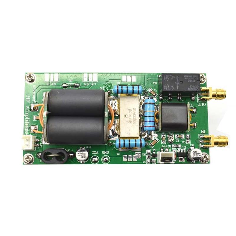 DIY KITS FT-817 linear HF Power Amplifier For YAESU FT-817 KX3 100W SSB  Heastink CW AM FM C4-005