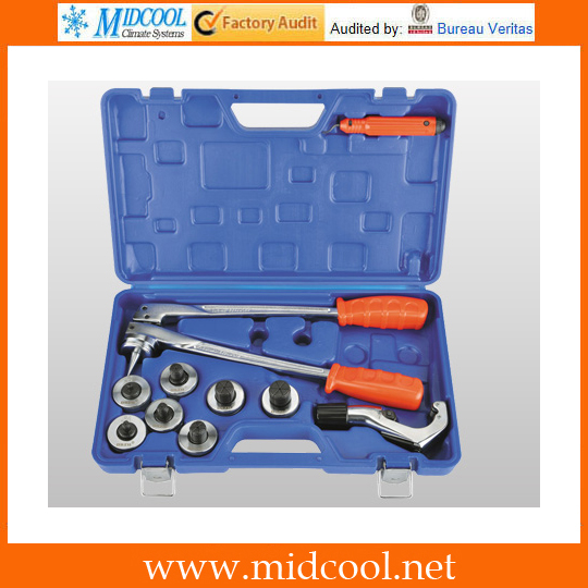 LEVER TUBE EXPANDING TOOL KIT CT-100A free shipping refrigerant tool pipe expanding tool ct 100a range from 3 8 to 1 1 8 tube expander tool