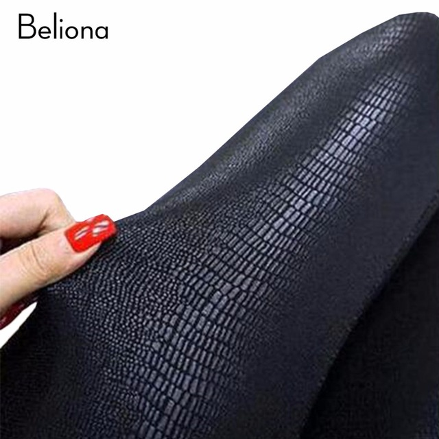White Black Fake Snakeskin Pencil Pants Leggings Winter Warm Clothes for Pregnant Women Plus Size High Waist Pregnancy Clothing