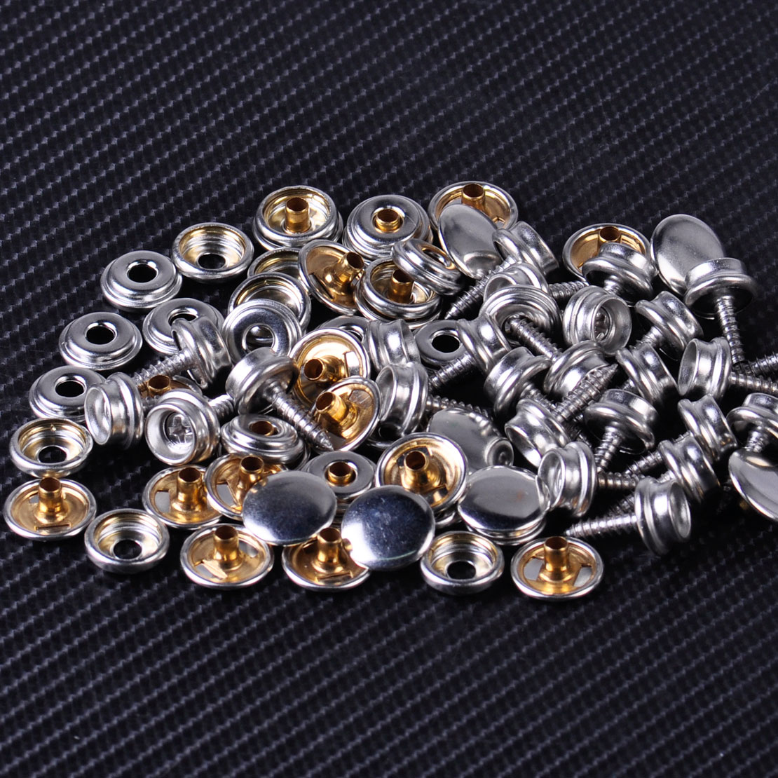 25set Silver Canvas Tent Canopy Snap Stud Cap Boat Marine Cover Fastener Stainless Steel Snap Button & Online Get Cheap Marine Canopies -Aliexpress.com | Alibaba Group
