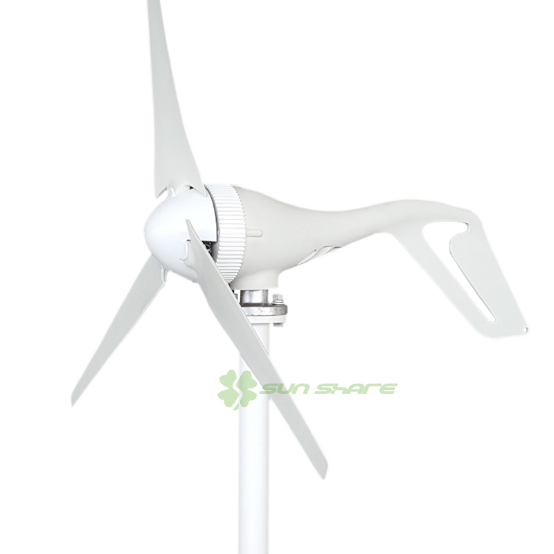 2017 New Update 400w small wind turbine ,wind generator for street light .Good quality with CE certificate ,3 years warranty maylar new 300w wind turbines wind driven generator for wind system 6 blades ce certificate 90 260vac