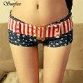 Sunfree 2016 Hot Sale1PC Women Summer Fashion Vintage Denim Low Waist Jean Shorts Hot Pants Brand New High Quality Dec 7