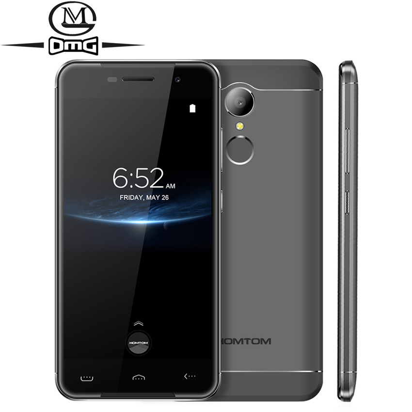 Homtom HT37 Pro 4g Smartphone Android 7.0 3 gb + 32 gb 13MP 3000 mah Double Haut-Parleur MTK6737 5.0