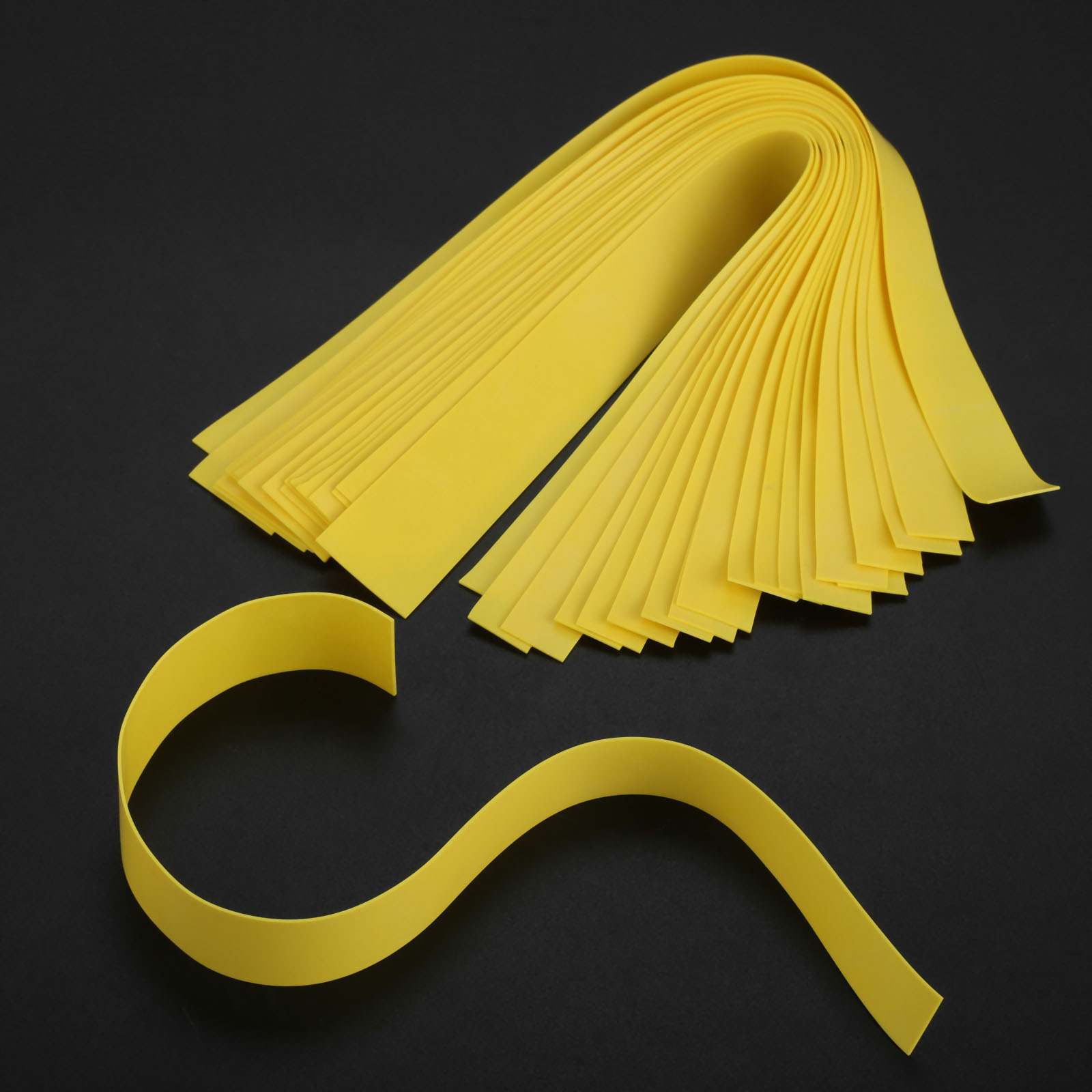 Rosin band latex elastic