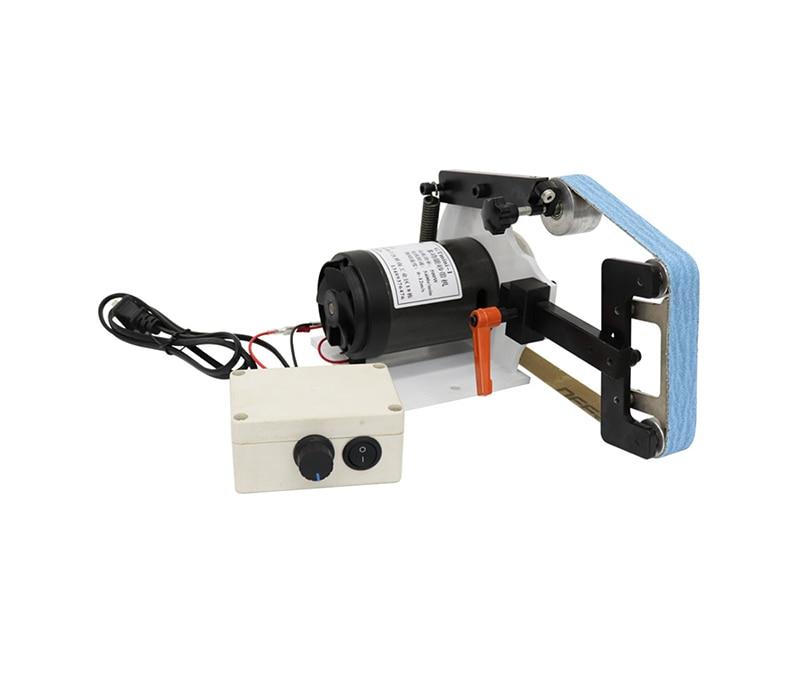 220V GTmini-I Mini DIY Belt Sander Polisher Grinding machine 6500rpm 700W Y