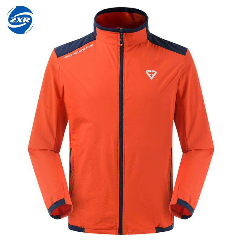 где купить Men's Spring Breathable Jacket Outdoor Sports Jackets Hiking Trekking Climbing Male Waterproof Windproof Coats Running Jackets по лучшей цене