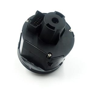 Image 5 - for VW Golf Jetta MK5 MK6 GTI Passat B6 B7 CC Touran Caddy Tiguan Chrome Headlight Switch 5ND941431B add Auto function